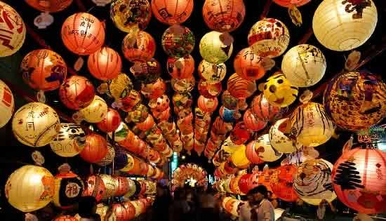 Lantern Festival in Singapore is end of Chinese New Year Celebrations.