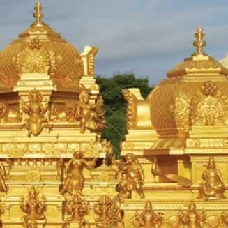 Sree Maha Mariamman Temple is for Goddess Mariamman (Durga, Kali).