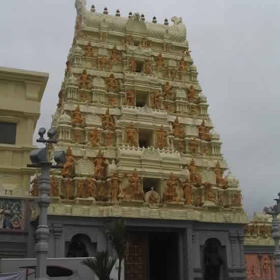 Singapore's Sri Senpaga Vinayagar Temple is a Lord Ganesh Temple.