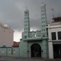 Jamae Mosque is popular among Singapore's Tamil Community