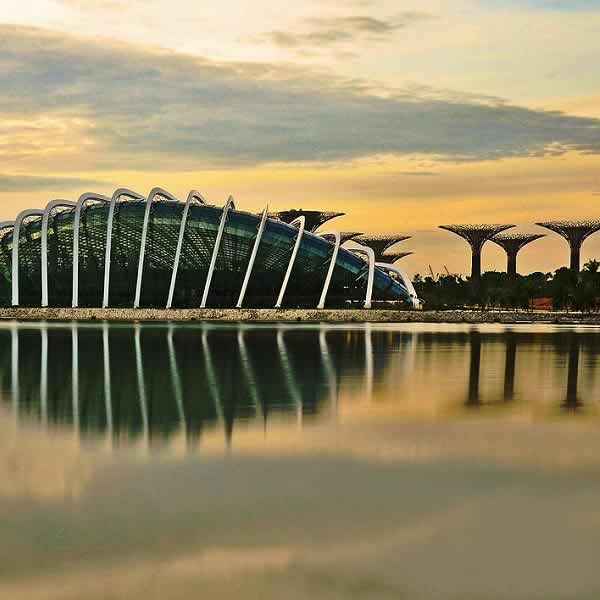 Gardens By The Bay In Singapore Is Among The World's Best Gardens
